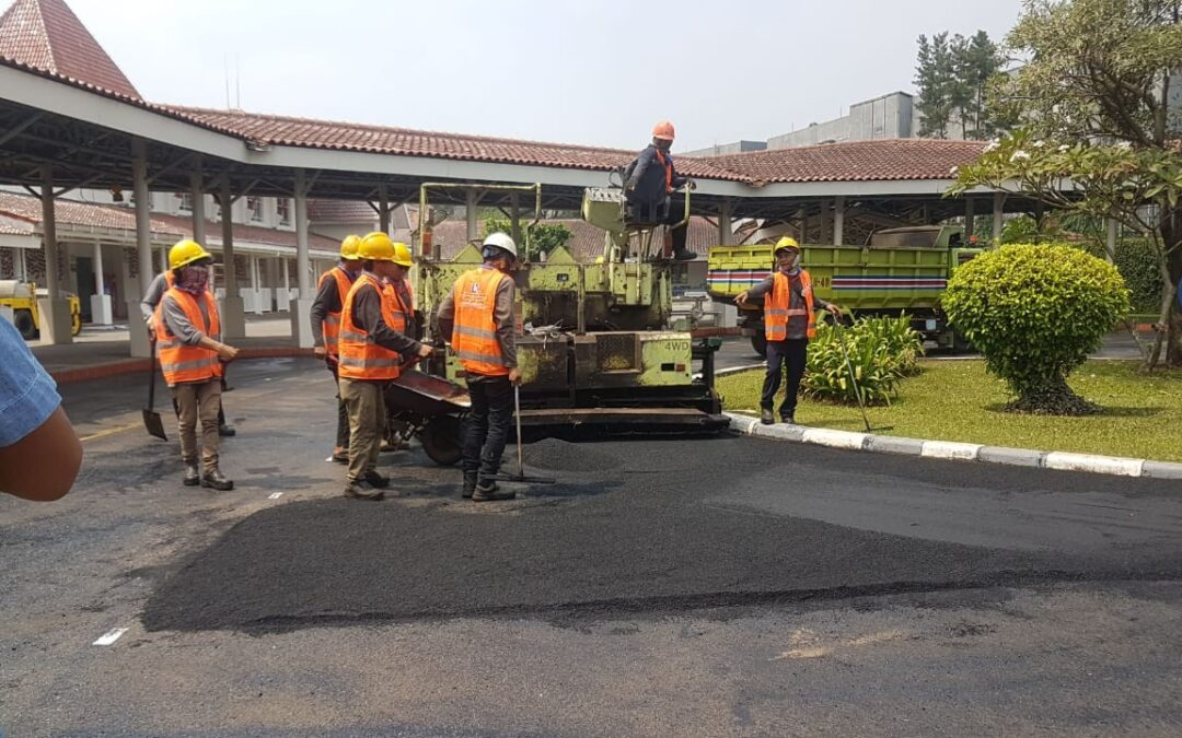 Harga Aspal Jalan Bogor
