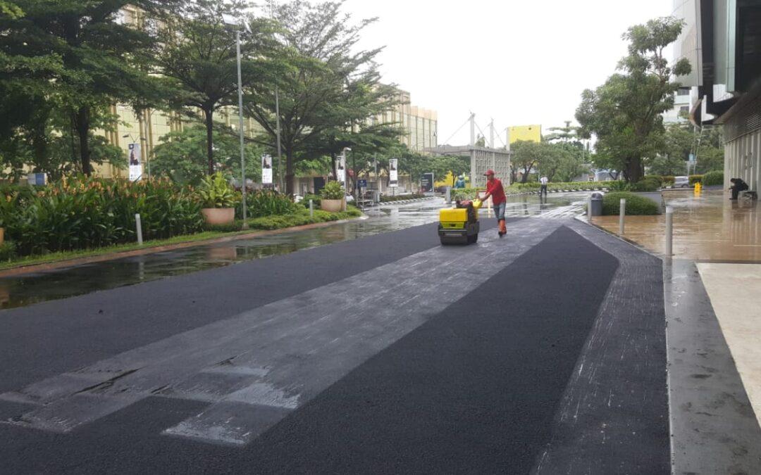 Harga Aspal Jalan di Jakarta